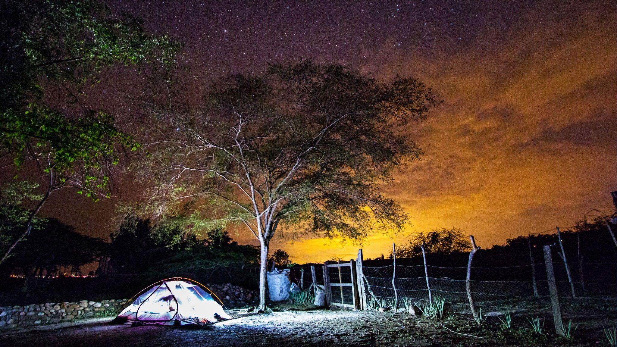 Camping Salto del Laja