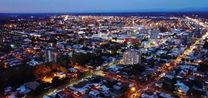 Los Ángeles, capital de la Provincia del Biobío